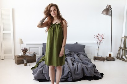 Linen Nightdress